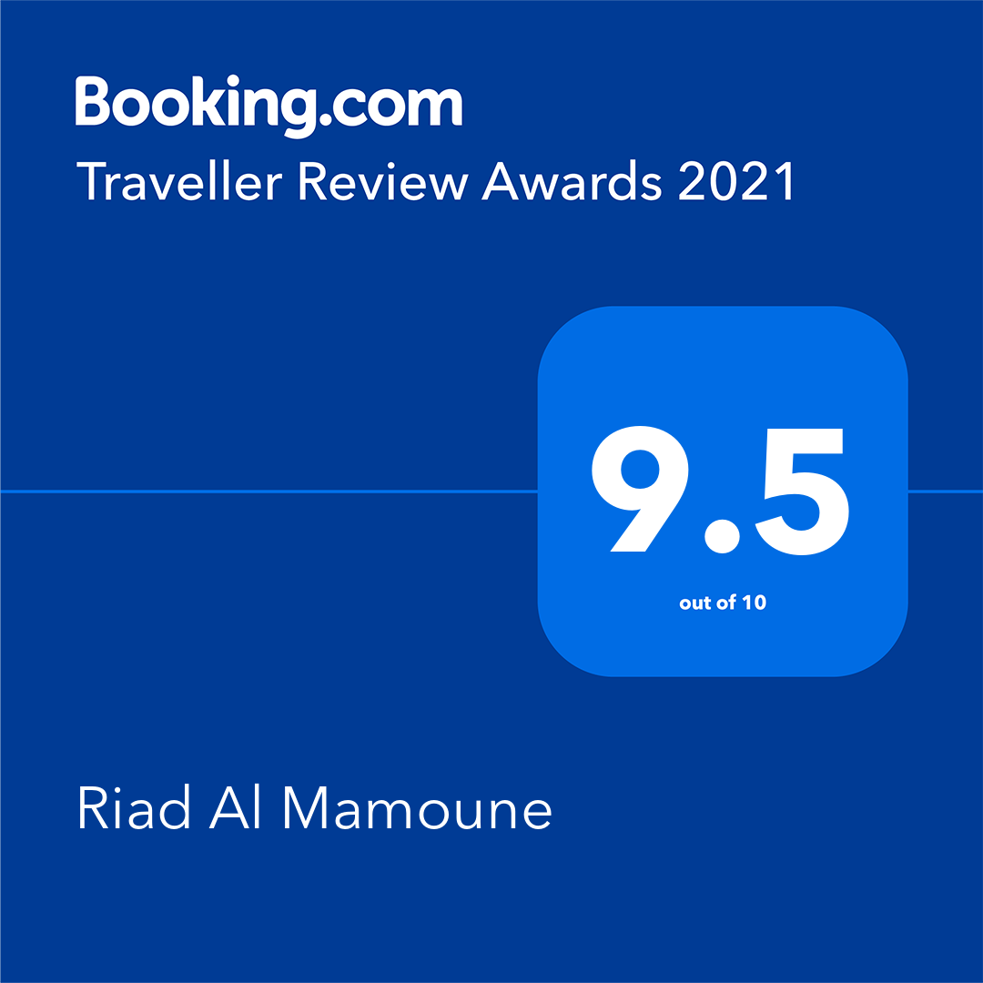 Riad Al Mamoune Booking.com